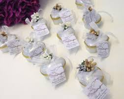 jewelry box favors wedding favors for guests etsy