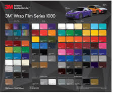 3m wrap film series 1080 new wrap colors 3m united states