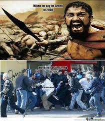 Greek Meme - im greek by dogy meme center