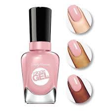 amazon com sally hansen miracle gel nail color throwing shade