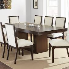 silver dining room sets steve silver antonio 7 piece dining room set w white buy