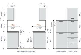 standard dimensions for kitchen cabinets standard upper cabinet depth kitchen cabinets standard sizes