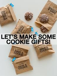 cookie gift let s make some cookie gifts diy spoon fork bacon