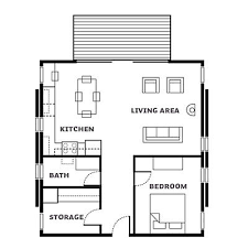 floor plans for cottages floor plan affordable cabin escape sunset house ideas