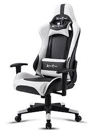 Recaro Computer Chair Kingcore 2017 New Design High Back Reclining Swivel Gaming