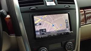 2010 cadillac srx navigation update 2008 cadillac srx alpine navigation touchscreen and los