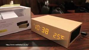 ivation clock spice up your desk with this awesome clock olixar bluetooth