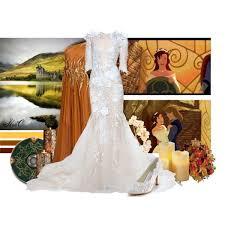 wedding dress quest kayley wedding quest for camelot polyvore