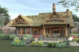 arts and crafts style home plans craftsman house plan plans with bonus room vintage single story open
