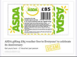 get a free asda voucher u0027 facebook survey scam hoax slayer