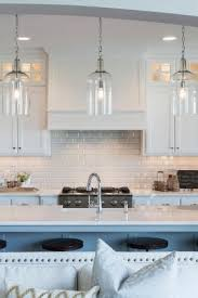 glass pendant lights for kitchen island glass kitchen pendant lights thing