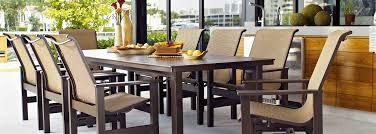 telescope casual marine grade polymer tables usa outdoor furniture