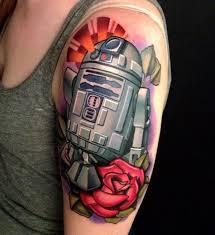 55 best star wars tattoos period the end tattooblend