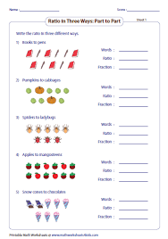 collection of solutions 6th grade ratio worksheets on job summary