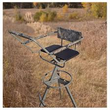 guide gear 12 u0027 tripod deer stand 663253 tower u0026 tripod stands