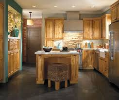 Best Kitchen Cabinet Colors Images On Pinterest Kitchen - Birch kitchen cabinet