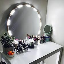 vanity led light mirror penson lighted mirror led light for cosmetic makeup vanity mirror
