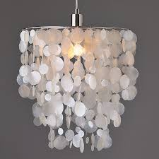 cosy capiz shell chandelier in home decor interior design with
