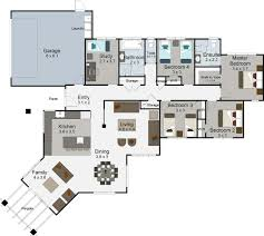 house plans for builders duet 4 bedroom house plan landmark homes builders nz house plans