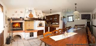 Caminetti Carfagna by Beautiful Cucina Con Caminetto Photos Ideas U0026 Design 2017