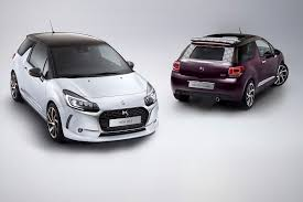 new not a citroen ds3 and ds3 cabrio revealed for 2016 by car magazine