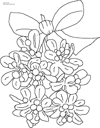 christmas poinsettia coloring page free printable christmas
