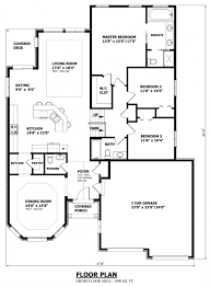 Garage Size 2 Car by House Plans Canada Stock Custom House Floor Plans And Designs