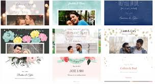 Wedding Websites These Are The 5 Best Wedding Websites To Use For Your Wedding