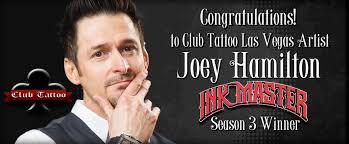 ink master winner season 1 ink master season 3 winner joey