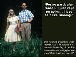 Run Forrest Run Meme - quotes from forrest gump
