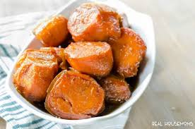 in candied yams real housemoms