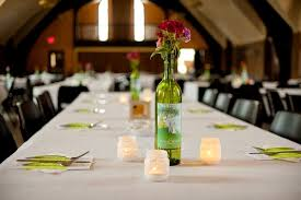 wine bottle wedding centerpieces 9 décor ideas for wine