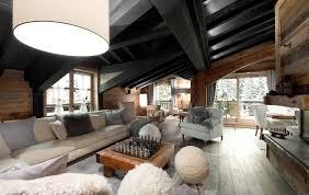 luxury ski chalet alpine estate verbier switzerland photo loversiq