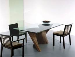 unique modern dining room tables square stained pine wood coffee