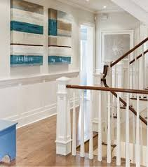 36 creative ways to upgrade your staircase country blue