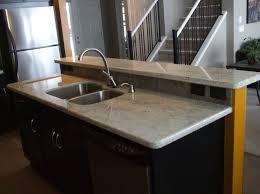 kitchen design elegant white granite countertops and also black