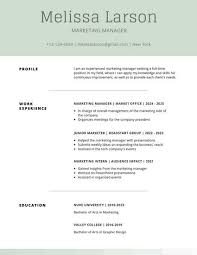 resume template simple customize 505 simple resume templates canva