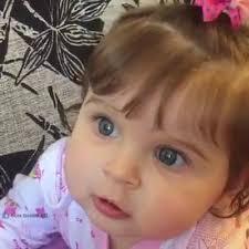 Favorito Bebê menina linda, perfeito para compartilhar no Facebook com as  #BL76