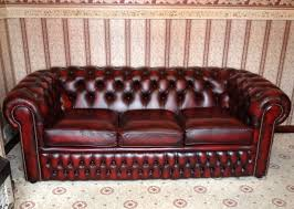 chesterfield leather sofa used chesterfield sofas in northern ireland revistapacheco com