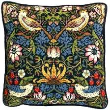 sew inspiring william morris style tapestry needlepoint kits