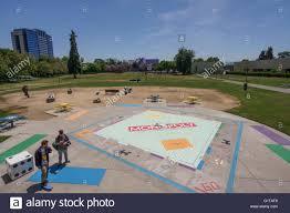 monopoly in the park san jose california stock photo 104411980