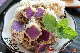 cuisiner l igname l igname violet frit recette chinoise