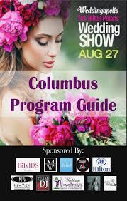 Magazine Wedding Programs Wedding Vendor Guide