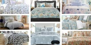 Bedding Quilt Sets Starfish Bedding And Quilt Sets Beachfront Decor