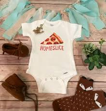 Halloween Baby Gifts Unique Baby Gift Hipster Baby Clothes Pizza Onesie Funny Baby