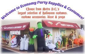 Halloween Costumes Maryland Economy Party Supplies Costumes Falls Church Va