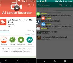 record screen android how to record screen on android lollipop no root required
