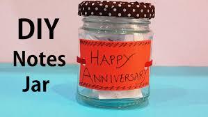 diy notes jar last minute gift idea youtube