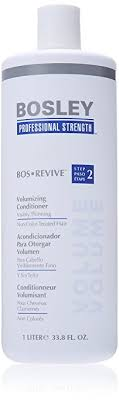 other volumizing shoos for colour teated hair amazon com bosley professional strength bosrevive conditioner