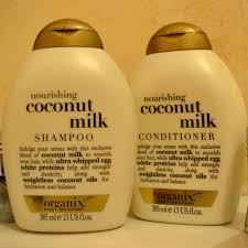oh that curl product review organix coconut milk review
